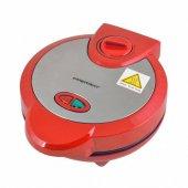 Premier Pwm215 Waffle Makinesi 1200w Kırmızı Renk Wafıl