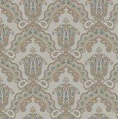Kalinka 5809 4 Barok Damask Desenli Duvar Kağıdı