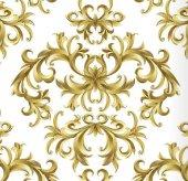 Classic Collection 4622 Klasik Damask Model Duvar Kağıdı