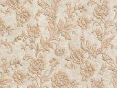 Canova M2023 Çiçek Görünümlü İtalyan Duvar Kağıdı