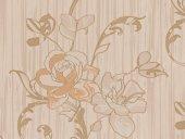 Glamour M3147 Vinil Çiçek Motifli Duvar Kağıdı