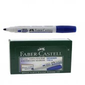 Faber Castell Tahta Kalemi 152 Mavi 12' Li