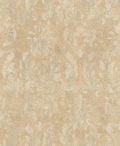 Vincenza 467468 Klasik Damask Desenli Duvar Kağıdı