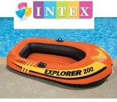 Intex 58330 Explorer 200 Çift Kişilik Şişme Bot