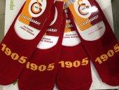 4lü Galatasaray Lisanslı Erkek Babet Çorap