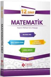 Sonuç 12.sınıf Matematik Kazanım Merkezli Soru Bankası Seti *yeni