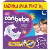Canbebe Fırsat 5 Numara 44 Adet Bebek Bezi