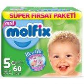 Molfix Fırsat 5numura 60 Adet