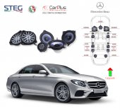 Mercedes Benz E Serisi Steg İtaly Hoparlör Kiti