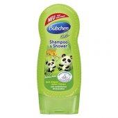 Bübchen Bamboo Panda Şampuan Ve Duş Jeli 230ml