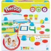 Play Doh Şekil Ver Öğren Rakamlar Ve Sayılar
