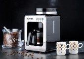 Schafer Barista Kahve Makinesi Siyah 34210