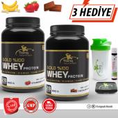 2 Adet Torq Nutrition Gold %100 Whey Protein 1000 Gr 3 Aroma Seçenekli