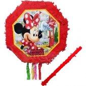 Minnie Bow Lisanslı Pinyata