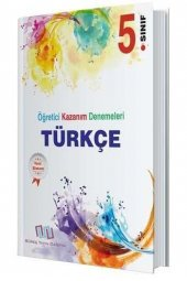 5.sınıf Türkçe Öğretici Kazanım Denemeleri Süreç Yayınları