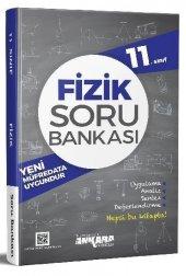 11.sınıf Fizik Soru Bankası Ankara Yayıncılık