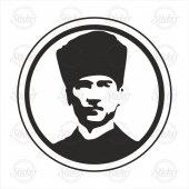 Atatürk Sticker 11003