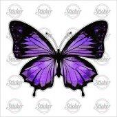 Kelebek Sticker 17098
