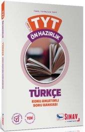 Sınav Yayınları 11. Sınıf Türkçe Tyt Ön Hazırlık Konu Anlatımlı S