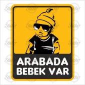 Arabada Bebek Var 15009