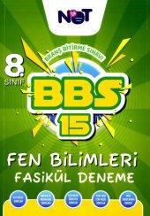 Binot Yayınları 8. Sınıf Fen Bilimleri Bbs 15 Fasikül Deneme