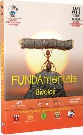 Tonguç Akademi Ayt Fundamentals Biyoloji Konu Anlatımlı Soru Bank
