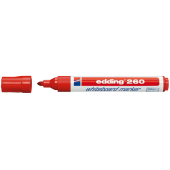 Edding Tahta Kalemi Kırmızı E 260