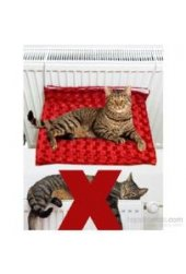 Kalorifer Peteği (Radyatörü) Kedi Yatağı