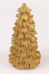 Gold Çam Mum 13cm