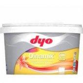 Dyo Dinamik Silikonlu İpekmat İç Cephe Boyası 2.5 Lt