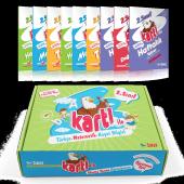 Sınav Yayınları 2. Sınıf Karti Seti