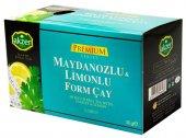 Akzer Maydanozlu & Limonlu Form Çay 60 Adet