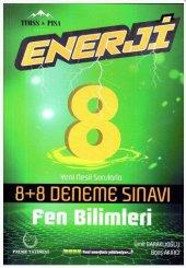 Palme 8.sınıf Lgs Enerji Fen Bilimleri 8+8 Deneme Sınavı