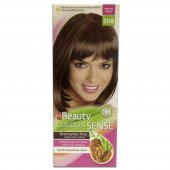 Mm Beauty Colour Sense Bitkisel Saç Boyası Amonyak...