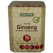Aksu Vital Ginseng Arı Sütü Arı Poleni Ham Bal 13....