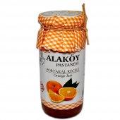 Alaçatı Alaköy Pastanesi Doğal Şekersiz Diyet Portakal Reçeli 300