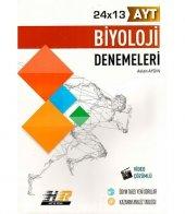 Ayt Biyoloji 24x13 Denemeleri Hız Ve Renk Yayınları