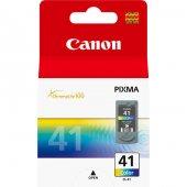 Canon Cl 41 Renkli Orjinal Kartuş