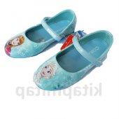 Frozen Kız Çocuk Babet Ayakkabı 92341 No 25