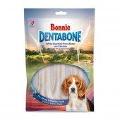 Bonnie Sütlü Preslenmiş Köpek Çiğneme Kemiği 3 Lü