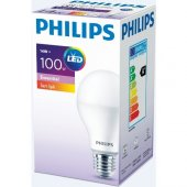 Philips Essential Led Ampul 14w (100w) E27 Duy Sar...