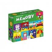 Hafıza Oyunu Eşleştirme Kartları 48 Parça Özel Seri Lüks
