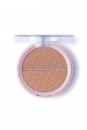 Pretty By Flormar Mat Allık Matte Blush 05 Bronze Kiss