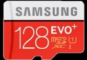 Samsung 128gb Evo Plus 100mb Class 10 Uhs I Micro Sd Mb Mc128ga Tr