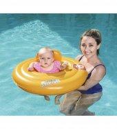Pompa Hediye Bestway Lisanslı Çift Halkalı Ayak Geçmeli Baby Float Bestway 32027