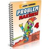 Bilgin Çocuk 4.sınıf 1000 Soruda Problem Makinesi...