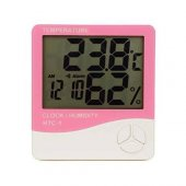 Htc 1 Saatli Nem Ölçer Ve Termometre