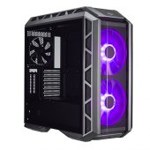 Coolermaster Mid Tower Powersiz Gaming Mastercase H500p Rgb Rc Mc