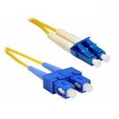 Bıfo 3metre Sm Sc Lc 9 125 Fiber Optik Patch Kablo