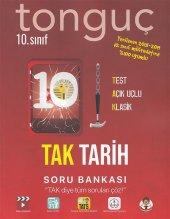Tonguç Akademi 10. Sınıf 0 Dan 10 A Coğrafya Konu Anlatımlı Soru Bankası